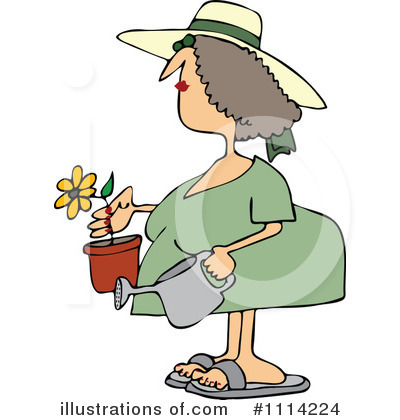 Woman Clipart #1114224 by djart