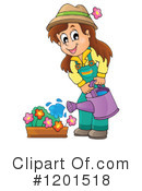 Gardening Clipart #1201518 by visekart