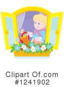 Gardening Clipart #1241902 by Alex Bannykh