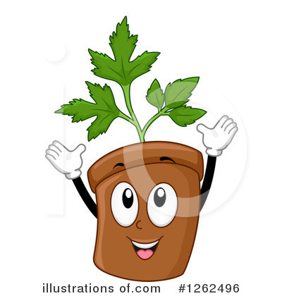 Parsley Clipart #1262496 by BNP Design Studio