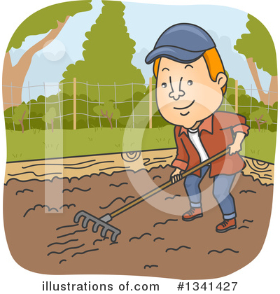 Gardening Clipart #1341427 by BNP Design Studio