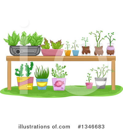 Table Clipart #1346683 by BNP Design Studio