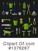 Gardening Clipart #1376287 by Vector Tradition SM