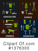 Gardening Clipart #1376300 by Vector Tradition SM