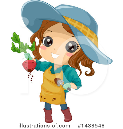 Gardening Clipart #1438548 by BNP Design Studio