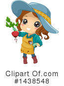 Royalty-Free (RF) Gardening Clipart Illustration #1438548