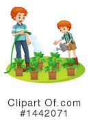 Gardening Clipart #1442071 by Graphics RF