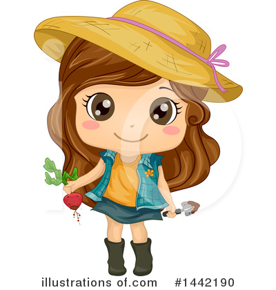 Gardening Clipart #1442190 by BNP Design Studio