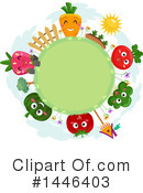 Gardening Clipart #1446403 by BNP Design Studio