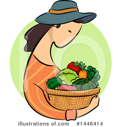 Gardening Clipart #1446414 by BNP Design Studio
