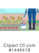Gardening Clipart #1446418 by BNP Design Studio
