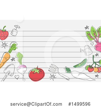 Radish Clipart #1499596 by BNP Design Studio