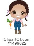 Royalty-Free (RF) Gardening Clipart Illustration #1499622