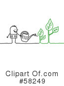 Gardening Clipart #58249 by NL shop