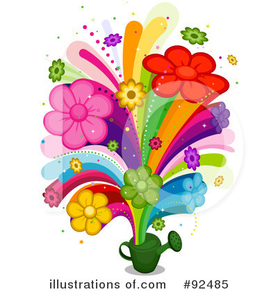 Rainbow Clipart #92485 by BNP Design Studio