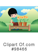 Gardening Clipart #98466 by mayawizard101