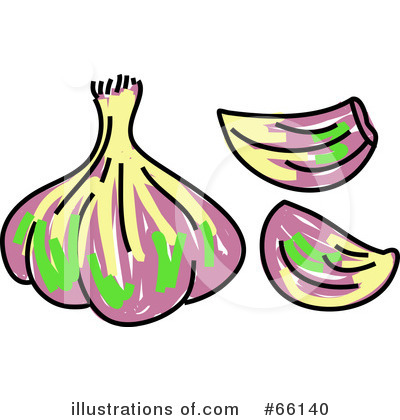 Garlic Clipart #66140 - Illustration by Prawny