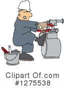Gas Meter Clipart #1275538 by djart