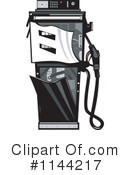 Royalty-Free (RF) Gasoline Clipart Illustration #1144217
