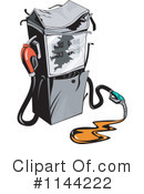 Royalty-Free (RF) Gasoline Clipart Illustration #1144222