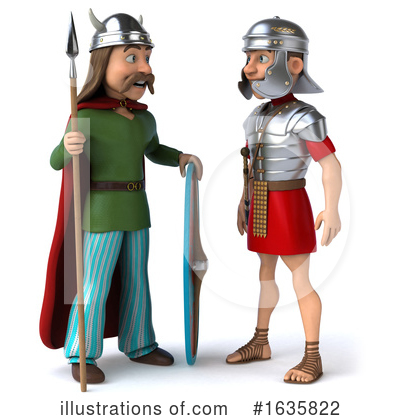 Gaul Clipart #1635822 by Julos