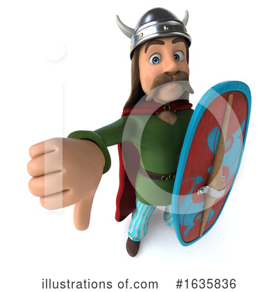 Gaul Clipart #1635836 by Julos