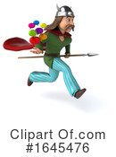 Gaul Man Clipart #1645476 by Julos