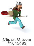 Gaul Man Clipart #1645483 by Julos