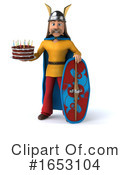Gaul Man Clipart #1653104 by Julos