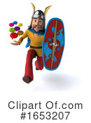 Gaul Man Clipart #1653207 by Julos