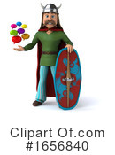 Gaul Man Clipart #1656840 by Julos