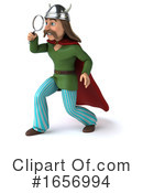 Gaul Man Clipart #1656994 by Julos