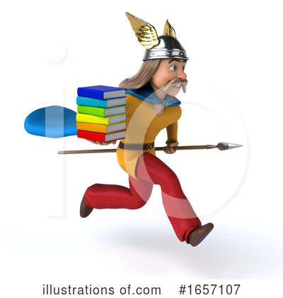 Gaul Man Clipart #1657107 by Julos