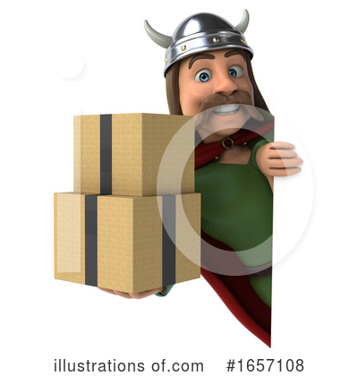 Gaul Man Clipart #1657108 by Julos