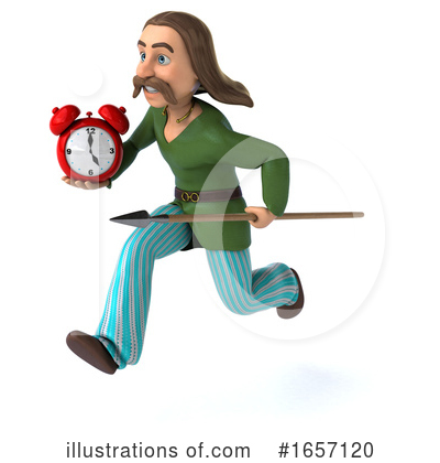 Gaul Man Clipart #1657120 by Julos