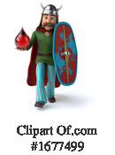 Gaul Man Clipart #1677499 by Julos