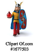 Gaul Man Clipart #1677503 by Julos