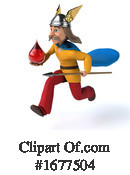 Gaul Man Clipart #1677504 by Julos