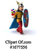 Gaul Man Clipart #1677556 by Julos