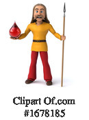 Gaul Man Clipart #1678185 by Julos