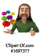 Gaul Man Clipart #1697377 by Julos