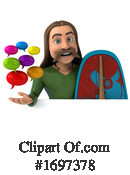 Gaul Man Clipart #1697378 by Julos