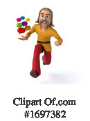 Gaul Man Clipart #1697382 by Julos