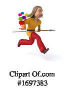Gaul Man Clipart #1697383 by Julos