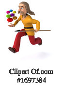 Gaul Man Clipart #1697384 by Julos