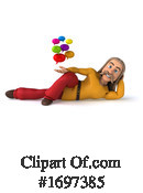 Gaul Man Clipart #1697385 by Julos