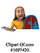 Gaul Man Clipart #1697420 by Julos