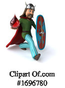 Gaul Warrior Clipart #1696780 by Julos