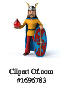 Gaul Warrior Clipart #1696783 by Julos