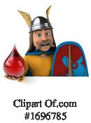 Gaul Warrior Clipart #1696785 by Julos